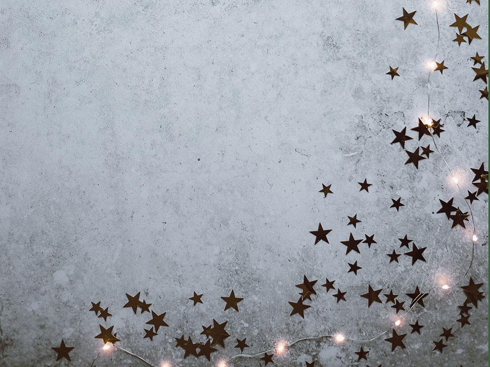 Ich seh den Sternenhimmel ….